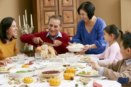 Thanksgiving Dinner Safety Advice